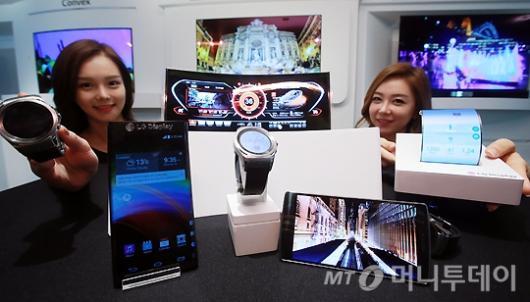 [사진]LG디스플레이, 'OLED 세계시장 노린다'