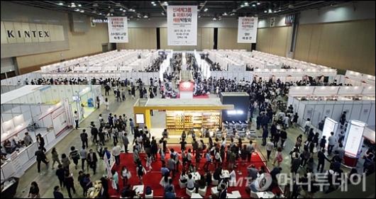 [사진]신세계그룹&파트너사 채용박람회, '인산인해'