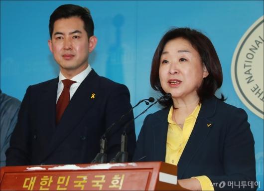[사진]대한항공 3세 갑질 처벌 촉구 기자회견 참석한 박창진 사무장