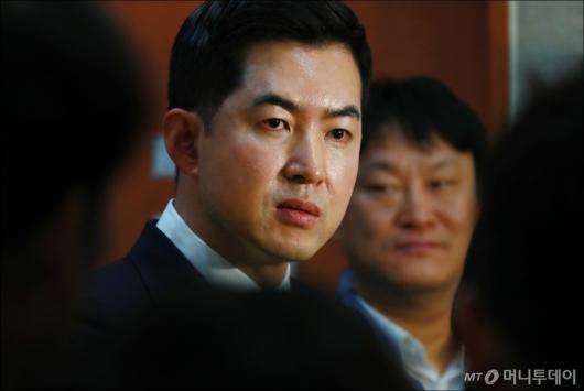 [사진]국회 찾은 박창진 대한항공 사무장