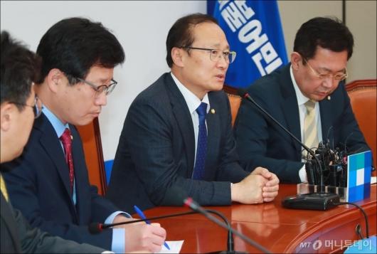[사진]한국지엠 임단협 잠정합의 관련 기자회견