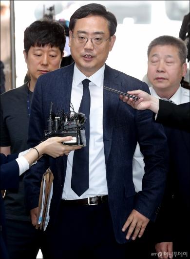 [사진]법정 향하는 변희재