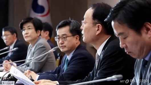 [사진]발언하는 백운규 장관