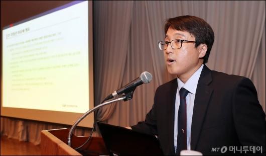 [사진]부동산 보유세 현황 발표하는 최승문 부연구위원