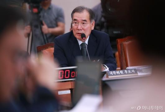 [사진]검증대 오른 이개호 농림부 장관 후보자