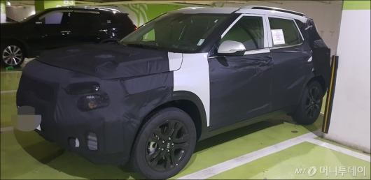 [사진]기아차 SP컨셉트 양산형 모델