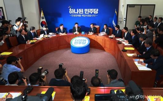 [사진]4차 고위당·정·청협의회 개최