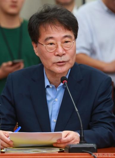 [사진]당·정·청 모두발언하는 장하성 靑 정책실장