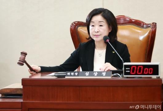 [사진]정개특위 위원장 맡은 심상정 의원