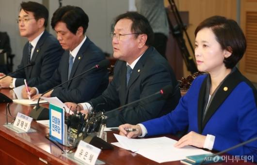 [사진]김태년, 유치원 공공성 강화 당정 결과 발표