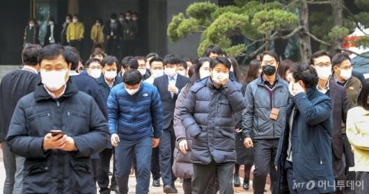 [사진]'제409차 민방위의 날' 전국 화재대피훈련