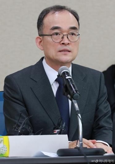 [사진]형제복지원 사건 사과하는 문무일 검찰총장