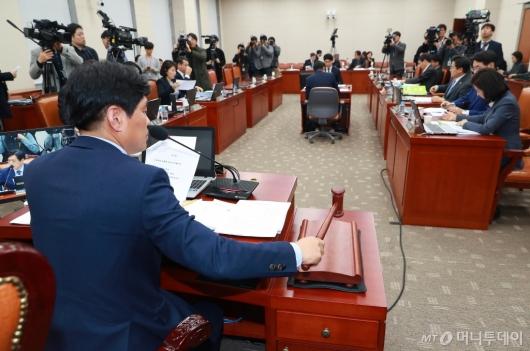 [사진]'유치원 3법' 논의, 교육위 법안소위 공개 개최