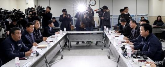 [사진]중기부-소상공인 간담회
