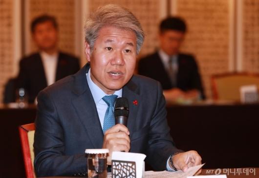 [사진]고위당정청 참석한 김수현 정책실장