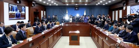 [사진]제1차 경제활력 대책회의