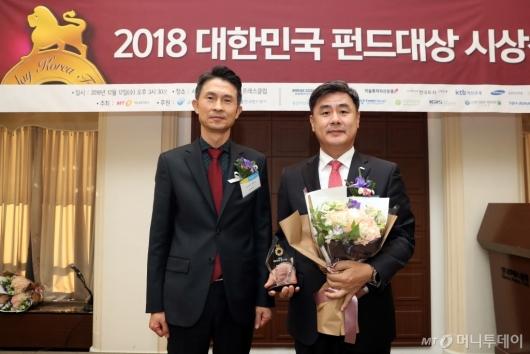 [사진]'올해의 펀드 판매사' 신한금융투자