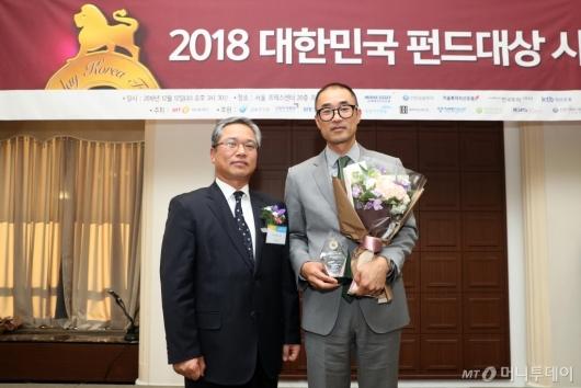 [사진]삼성자산운용, 퇴직연금부문 베스트펀드 수상
