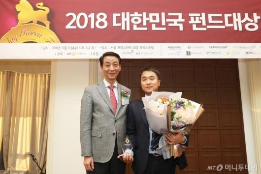 [사진]올해의 펀드 매니저, 김재현 미래에셋자산운용 팀장