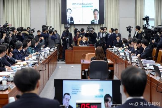 [사진]국회 운영위 전체회의