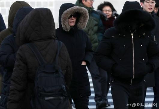 [사진]'대한' 추위