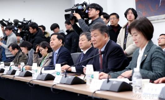 [사진]체육계 바로잡기 위한 스포츠혁신위원회