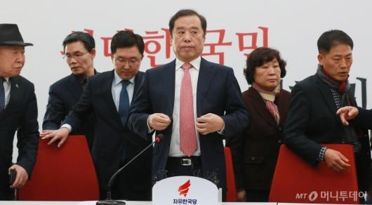 [사진]5.18 단체 대표단 만난 김병준
