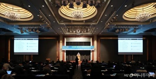 [사진]스마트금융 & 정보보호페어(SFIS) 2019 컨퍼런스