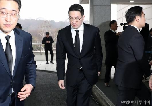 [사진]조문 마친 LG 구광모 회장