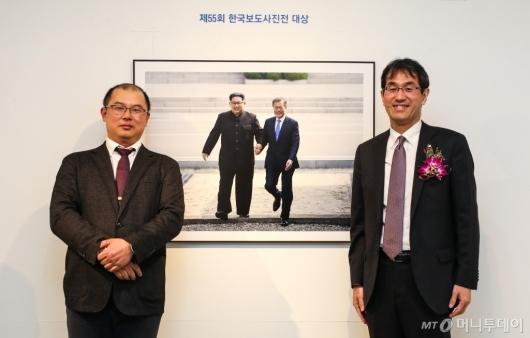 [사진]원대연 기자, 한국보도사진전 대상 수상