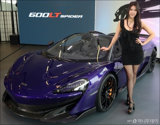[사진]맥라렌, '600LT 스파이더' 출시!
