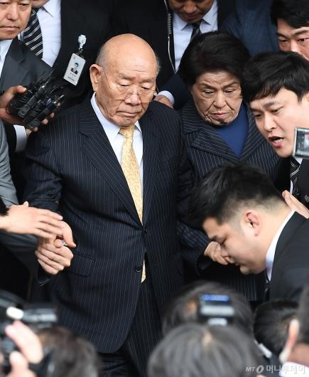 [사진]재판 마친 전두환
