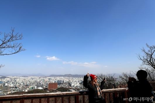 [사진]'파란 하늘과 함께'