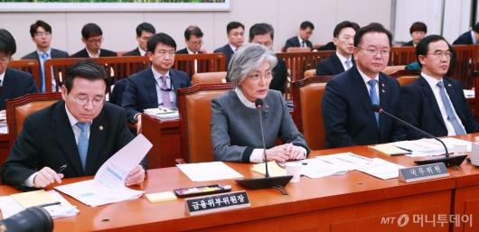 [사진]남북경협특위 전체회의