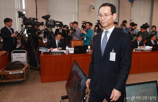 [사진]검증대 오른 최정호 국토부 장관 후보자