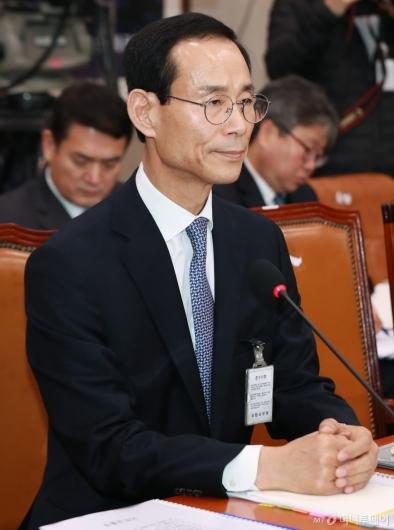 [사진]인사청문회 출석한 최정호 국토부 장관 후보자
