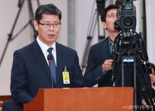 [사진]김연철 통일부장관 후보 인사청문회