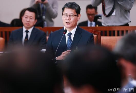 [사진]김연철 통일부 장관 후보 인사청문회
