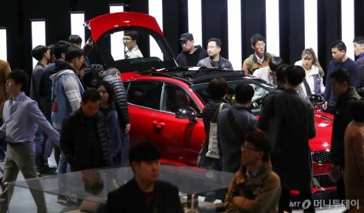 [사진]'자동차 구경 해볼까'