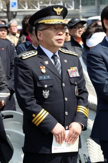 [사진]제주 4·3 사건 추념식 참석한 경찰청장