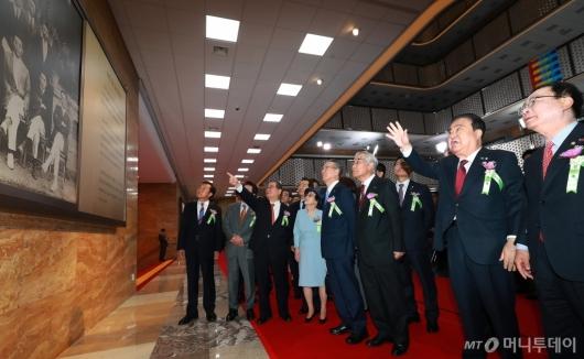 [사진]대한민국 임시의정원 100주년 기념식
