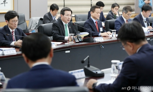 [사진]김용범 금융위 부위원장, 가계부채 관리 점검회의 주재