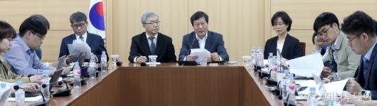 [사진]ILO 기본협약 비준을 위한 논의 결과 발표