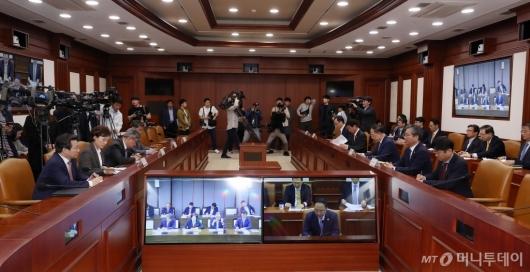 [사진]긴급관계장관회의