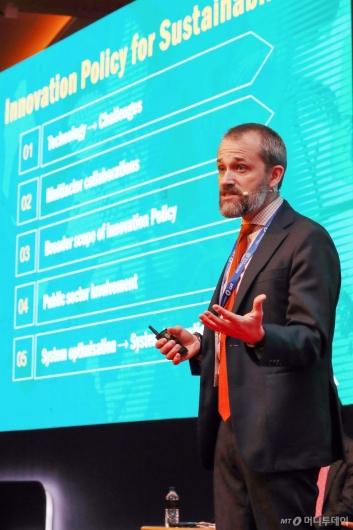 [사진]'지속 가능한 혁신 실현을 위한 허들 깨기'