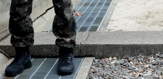 [사진]'文 대통령이 넘었던 군사분계선'