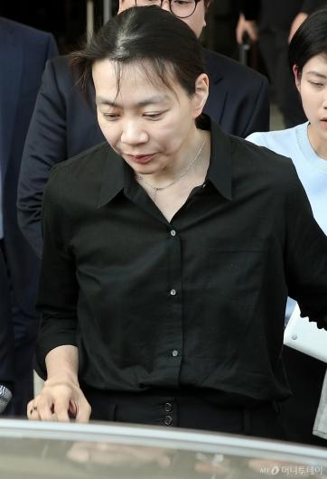 [사진]공판 마친 조현아