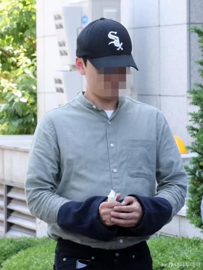 [사진]'동전 택시기사 사망' 30대, 영장실질심사