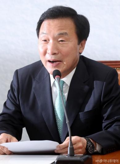 """[사진]손학규, """"정치적 명운 걸고 당 지킬 것"""""""