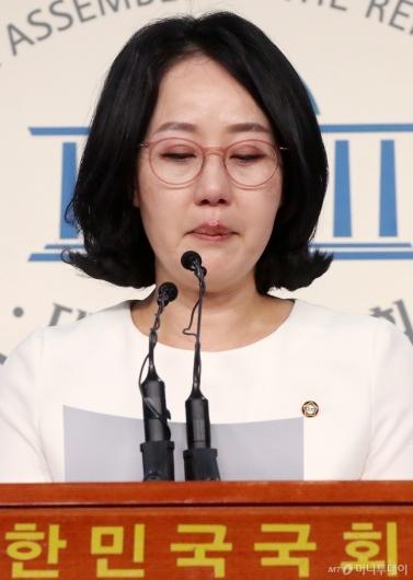 [사진]김현아 의원, 한센병 발언 사과